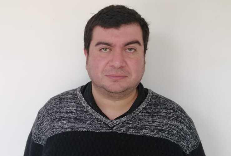 Alex Suárez, sicólogo Remper