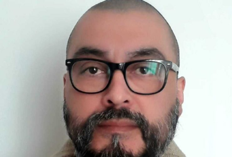 César Orrego, trabajador social, coordinador Centro Andacollo