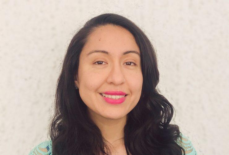 Cecilia Angulo trabajadora social Andacollo
