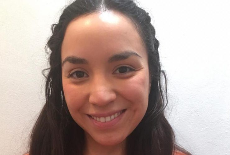 Diby Romero, educadora diferencial remper