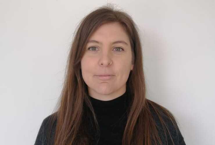 Macarena Opazo, trabajadora social Remper