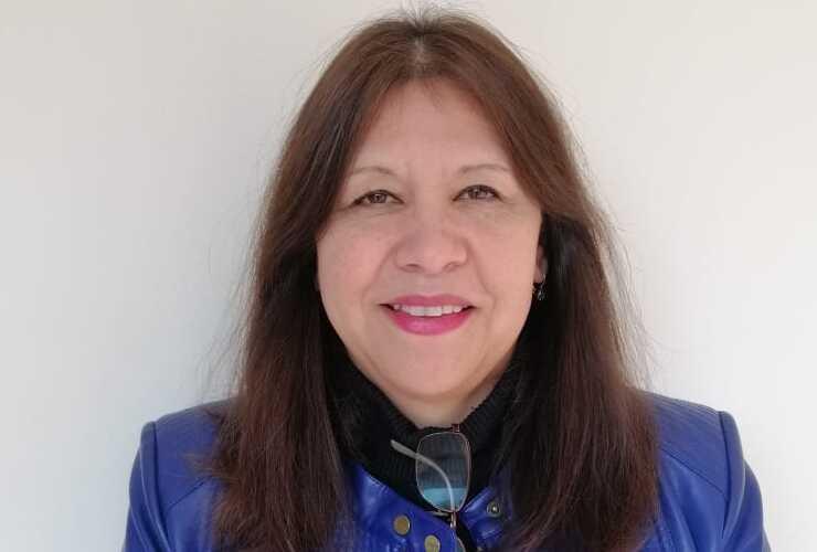 María Dolores González, directora administrativa