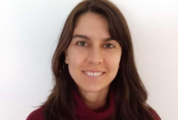 Maricarmen Robles, asistente social Centro Andacollo