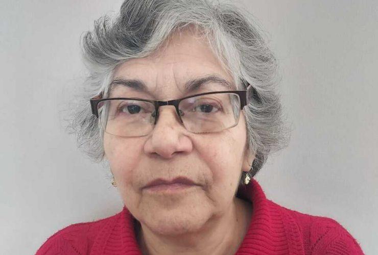 Marta Poblete, secretaria Centro Andacollo