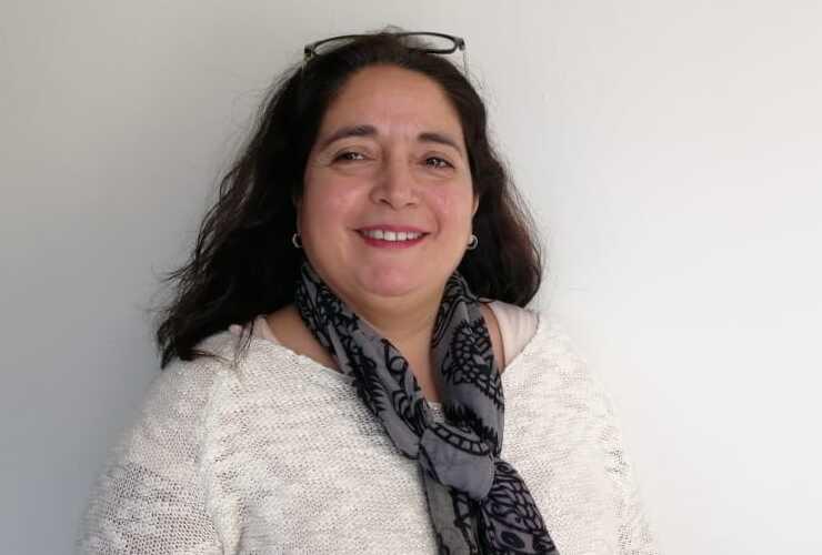 Sandra Garrido, encargada de salud, remper