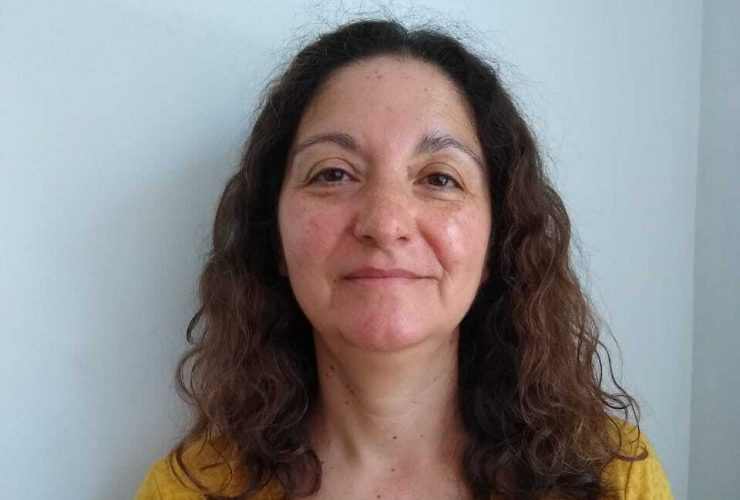 Elba Gomez Ramírez, sicóloga remper