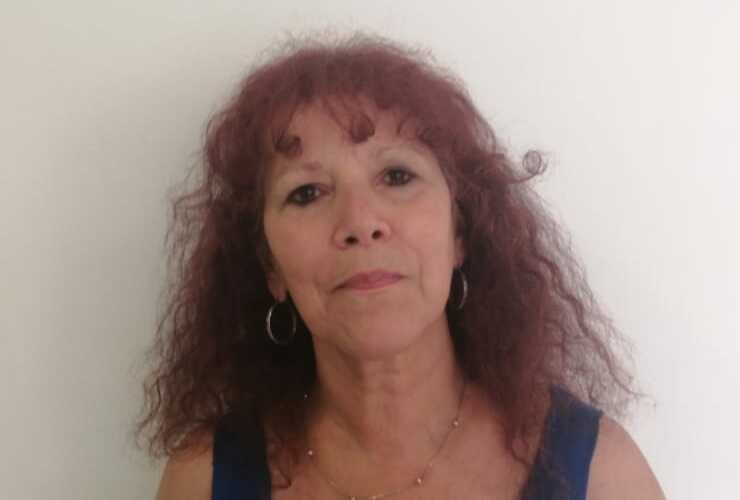 Eloisa Campos, secretaria administrativa